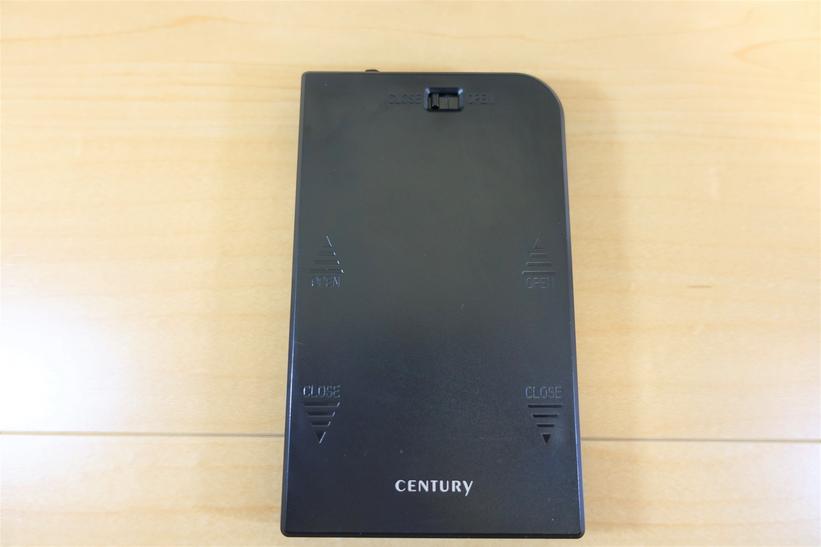 センチュリー MOBILE BOX CMB25U3シリーズ の背面画像