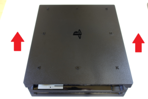 PS4 Pro 解体手順の画像