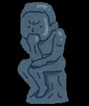考える人のイメージ画像